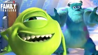 download lagu Monsters Inc.  Funny Bloopers For The Disney Pixar gratis