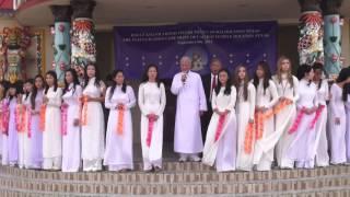 Đại lễ khánh thành -Thánh Thất Cao Đài Houston Texas USA