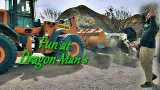Bad Biker ,,,     Another Fun Day at Dragon Man's ( no electric cars were harmed making this video)