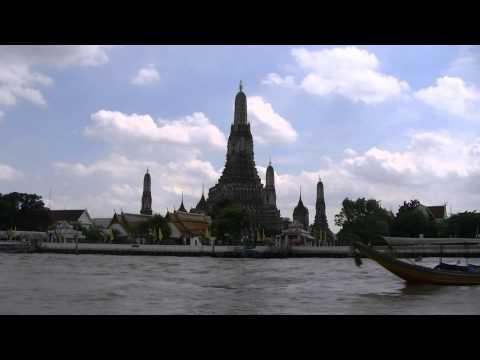 Chao Phraya Express Boat to Taksin Bridge