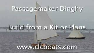 Chesapeake Light Craft Passagemaker Dinghy