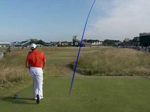 2013/07/20 - Lee Westwood Ball Flight Compilation