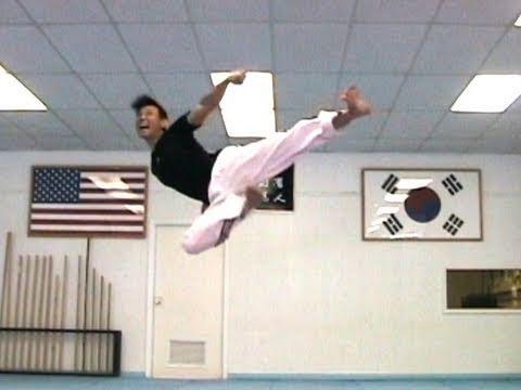 Kick Techniques Taekwondo Taekwondo Kicking Techniques