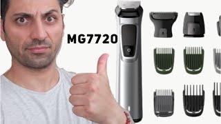 Philips'in En İyi Tıraş Makinesi   Philips MG7720