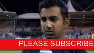 4th ODI: Gautam Gambhir, 92 off 111 balls Australia v India at Adelaide, Feb 12, 2012