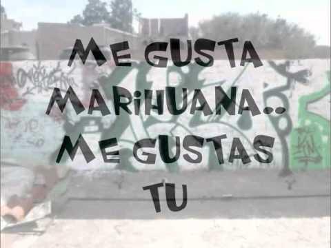 Me gusta Marihuana.. Me gustas tu ((CRESS FT JECKO)) - YouTube