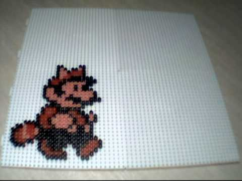 NES Beads (stop motion animation)