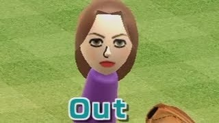 going for 99-0 on wii sports baseball again...