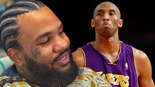 Rapper The Game Gets ROASTED For His New Kobe Bryant Face Tattoo