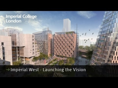 Imperial West Launch event