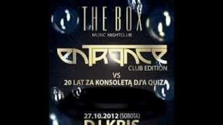 Dj Kris Club The Box 27-10-2012