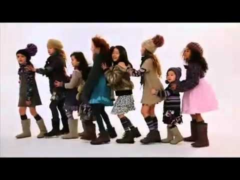 Lucy Merriam – United Colors of Benetton Behind the Scenes