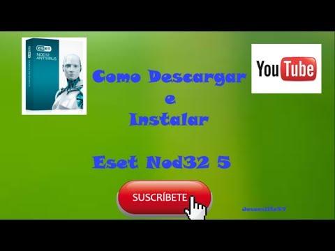Descargar Eset Nod32 Antivirus 5.6.7