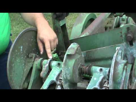 John Deere 14T Hay Baler Inspection Video