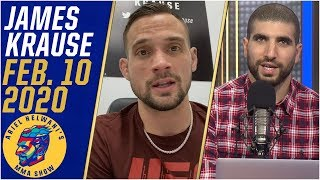 James Krause on fighting at UFC 247, judges | Ariel Helwani's MMA Show