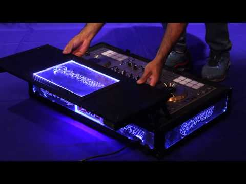 CASE PARA PIONEER DDJ SX LED CONCEPT /HV SPECIAL CASES / 61 33616526