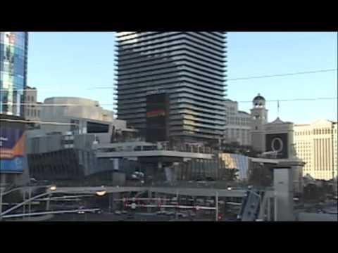 "Latest Video of ""The COSMOPOLITAN of Las Vegas"" by Robert Swetz 12-12-2010"