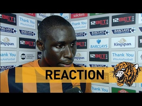 Hull City v Crystal Palace | Reaction With Mohamed Diamé