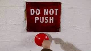 Do Not Push | a stop motion animation short film