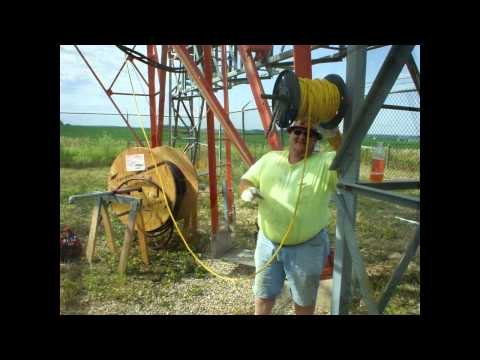 ALARC 146.880 Repeater Move To Glenville, MN In 2005 Slide Show