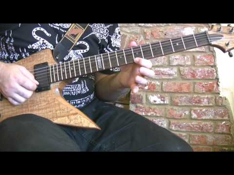 Johnny Hiland guitar lesson by Rob Chapman
