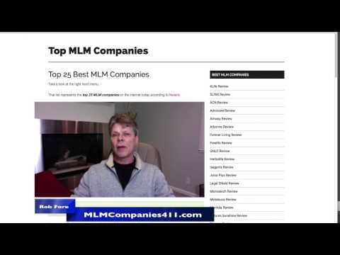 Top 100 Network Marketing Companies for Creating Wealth Fast