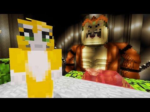 Minecraft Xbox Mario 64 Bowser {5}