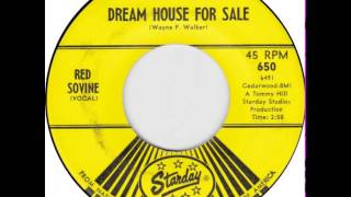 Red Sovine - Dream House For Sale