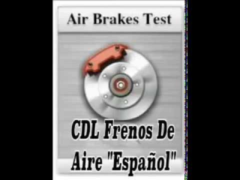 Preguntas y respuestas de frenos de aire cdl butik work