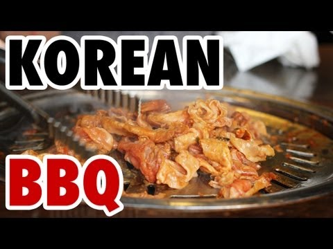 Amazing Korean Barbecue in Seoul ()