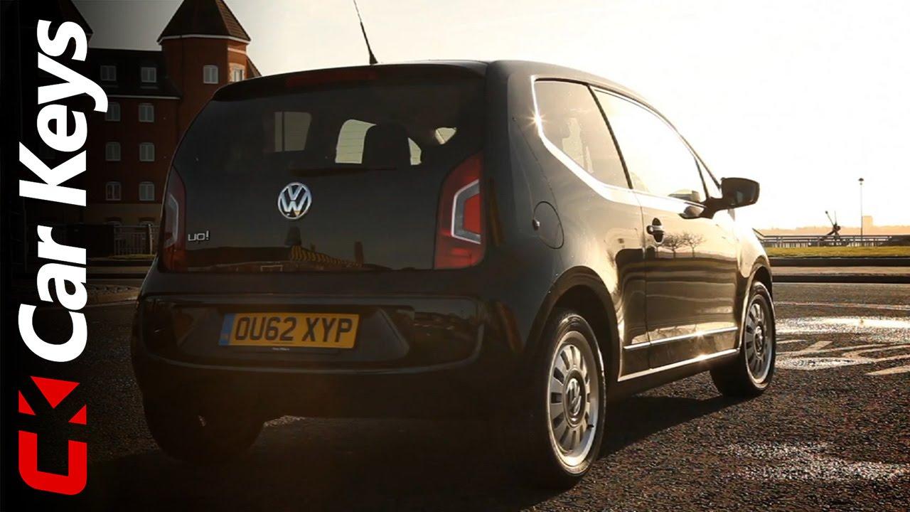 Volkswagen Up 2013 review - Car Keys - YouTube