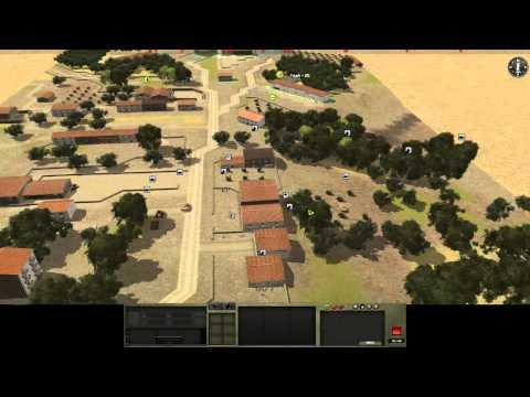 CM Fortress Italy Conrath's Counter Attack Campaign Mission 1