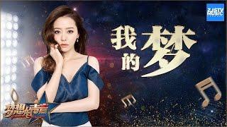 [ CLIP ] 张靓颖《我的梦》《梦想的声音》第12期 20170113 /浙江卫视官方HD/
