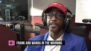 Katt Williams Wants The Smoke, Goes In on Tiffany Haddish, Kevin Hart and Others on V-103