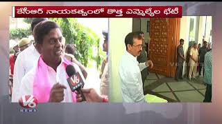 TRS MLA Jeevan Reddy Face To Face Over His Victory In Armoor | TS Assembly Polls