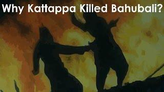 Why Did Kattappa Kill Bahubali? | Part 2 | Sathyaraj, Prabhas