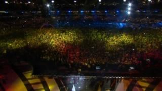 download lagu K'naan - Waving Flag 2010 Fifa World Cup Kick-off gratis