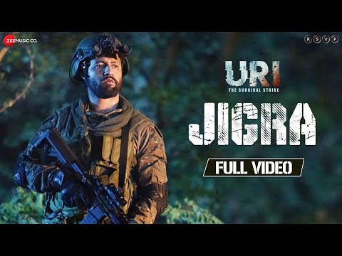 Download Lagu  Jigra - Full  | URI |  Vicky Kaushal & Yami Gautam | Siddharth B & Shashwat S Mp3 Free