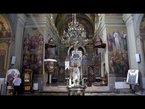 Пограбування церкви у Дрогобичі.