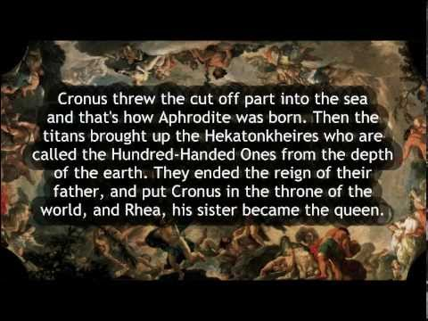 Greek Mythology - Cronus