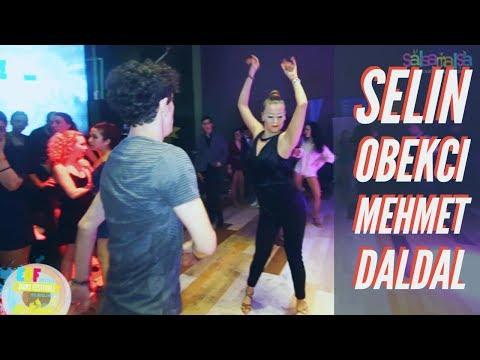 SELİN ÖBEKÇİ & MEHMET DALDAL  (Cha Cha Cha Dancing Videos) 🕺💃
