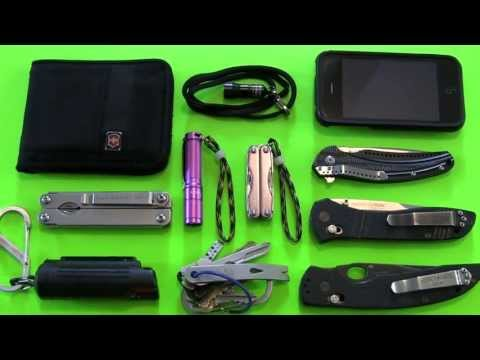 Tool and EDC Talk: My Current EDC (UPDATED 04/17/12)