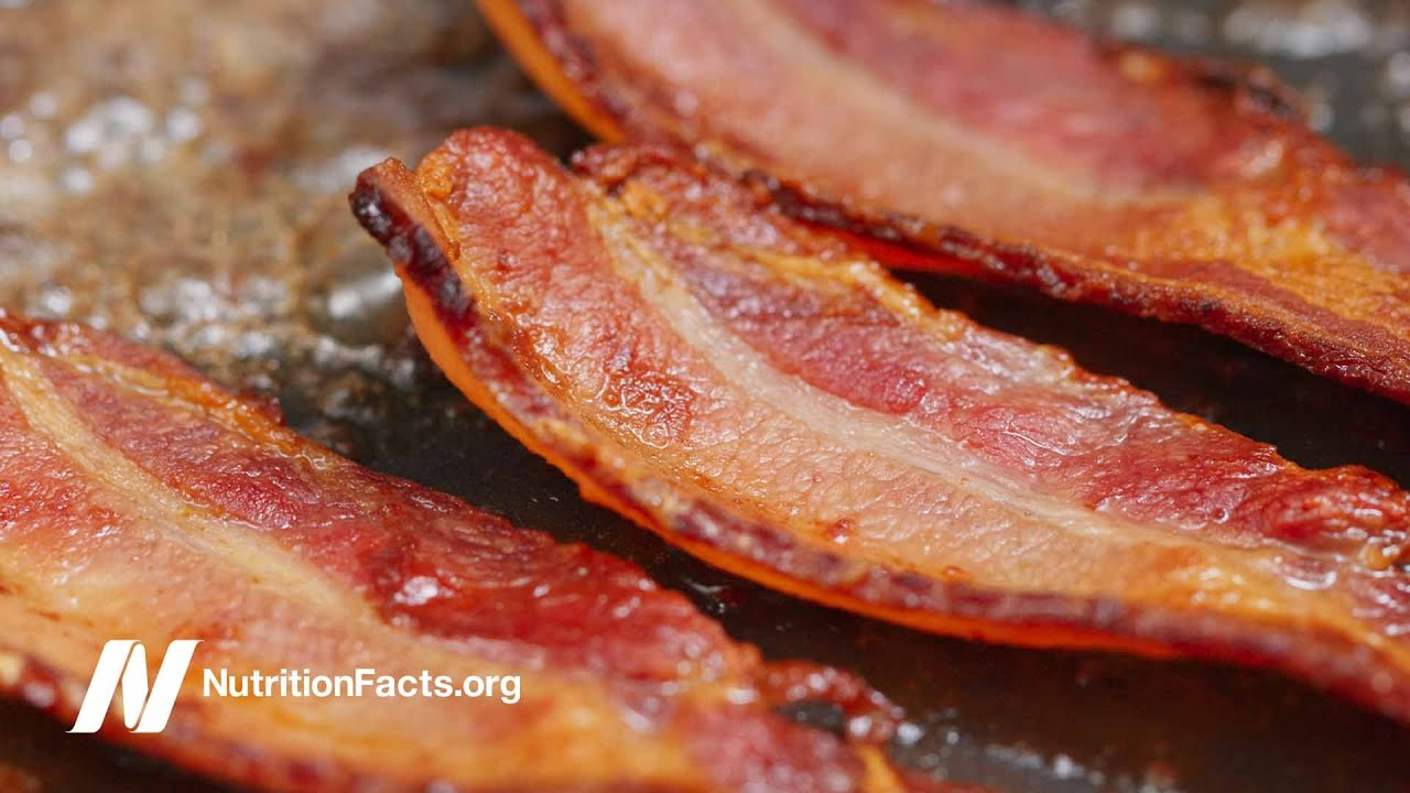 Carcinogens in the Smell of Frying Bacon