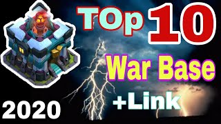 Best 1 Star Top 10 War Base TH13 With Link 2020 | Anti 1 Star | Anti 2 Star | TH13 Top 10 Base +Link