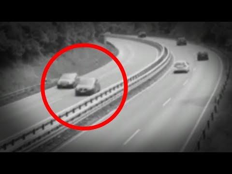 5 РЕАЛЬНЫХ ТЕЛЕПОРТАЦИЙ АВТОМОБИЛЕЙ, снятых на камеру и замеченных в реальной жизни