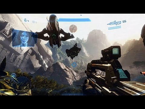 Halo 4 - E3 2012 Gameplay Trailer