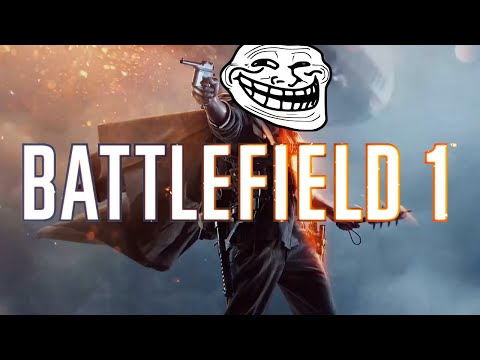 Battlefield 1 Official Reveal Trailer Parody
