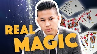 How To Be A Magician ft. Kevin Li - Lunch Break!