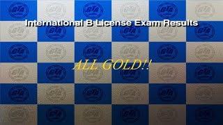 Gran Turismo 3 - IB License Exams - All Gold