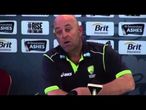 The Ashes: Australia coach Darren Lehmann warns underperforming players